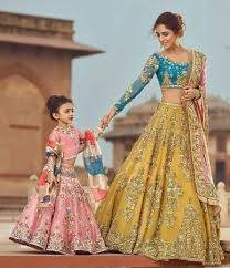 Mom And Daughter Matching Dresses | For Wedding Dresses