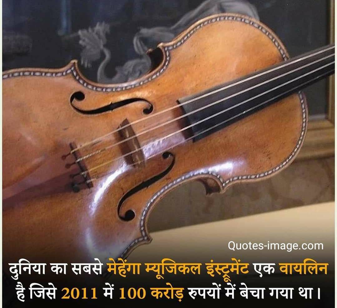 Facts About Violin | Music Instrument