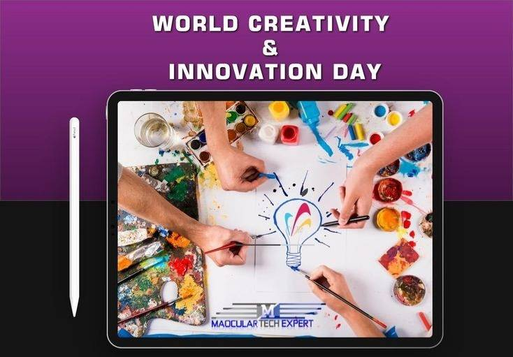 World Creativity and Innovation Day 21 April | 21 April Special Day