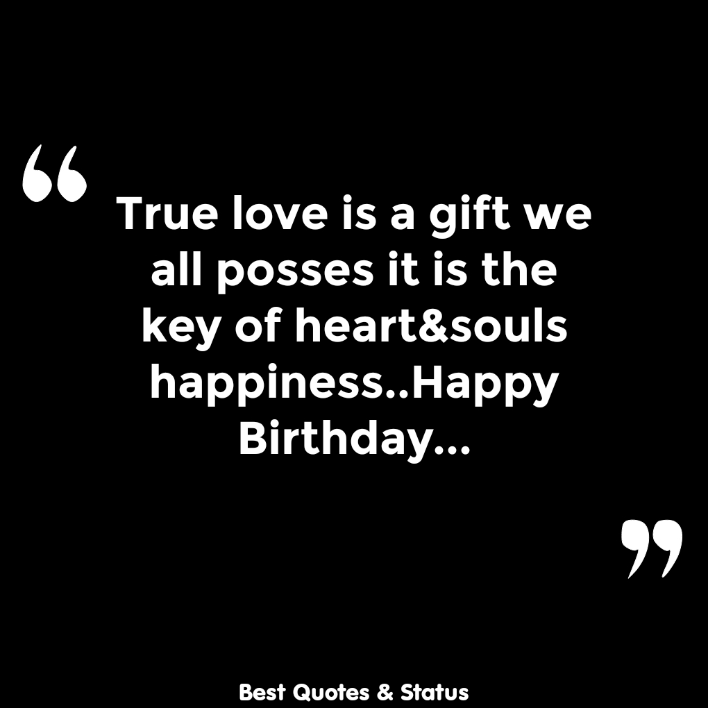 Best quotes for birthday wishes